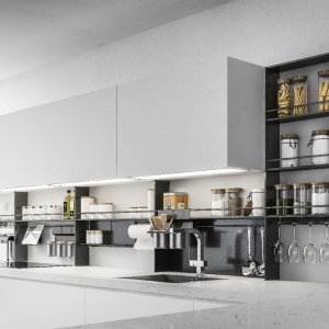Modular accessorio cucina