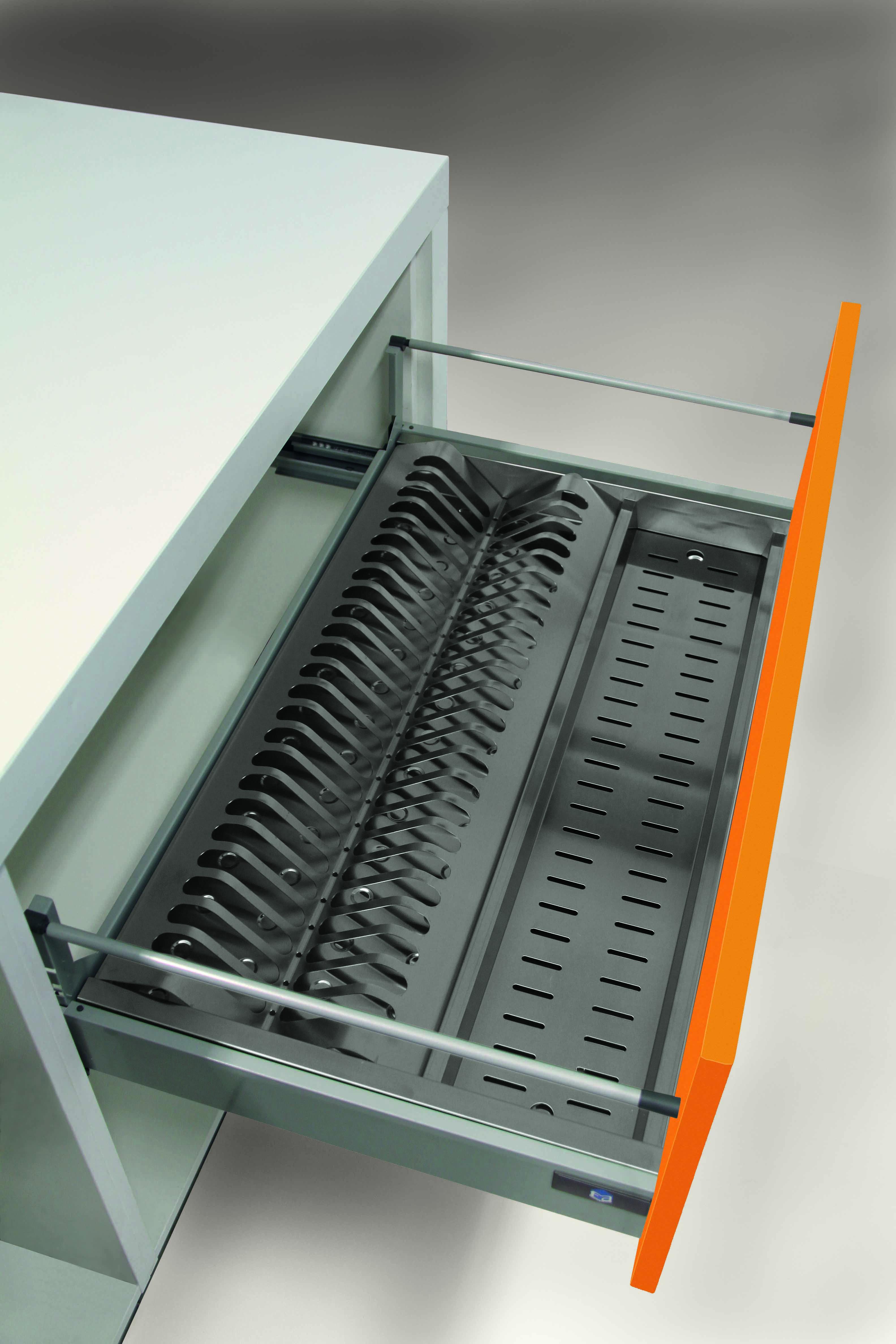 Scolapiatti da cassetto friulana accessori - Porta posate da cassetto ...