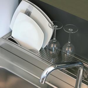 Canale attrezzato Retrotop per cucina
