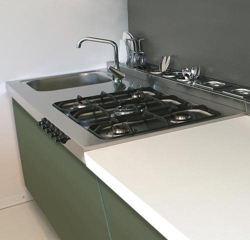Canale attrezzato per cucina